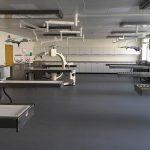 OP-Kurs Zentrum für Chirurgen im Institut für Anatomie der Universität Aarhus, DK